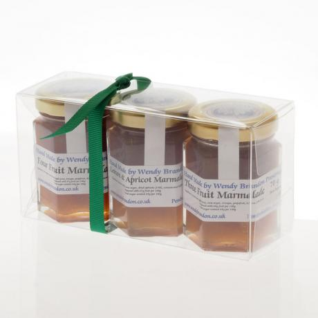 3 x (70g) marmalades - acetate pack