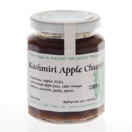 Kashmiri Apple Chutney (280g)