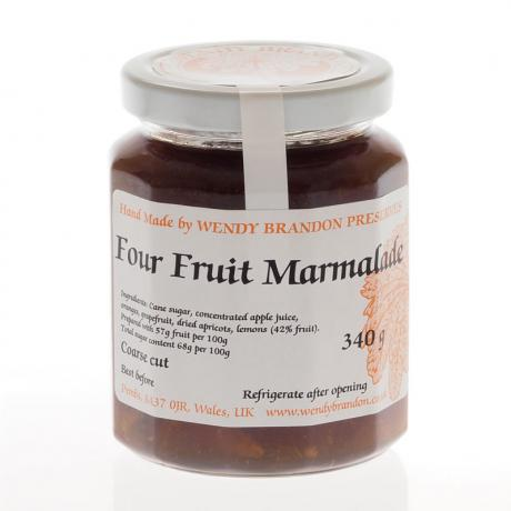 Four Fruit Marmalade 340g