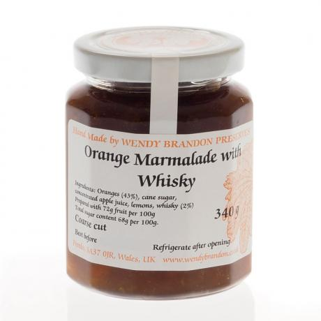 Orange Marmalade with Whisky (340g)