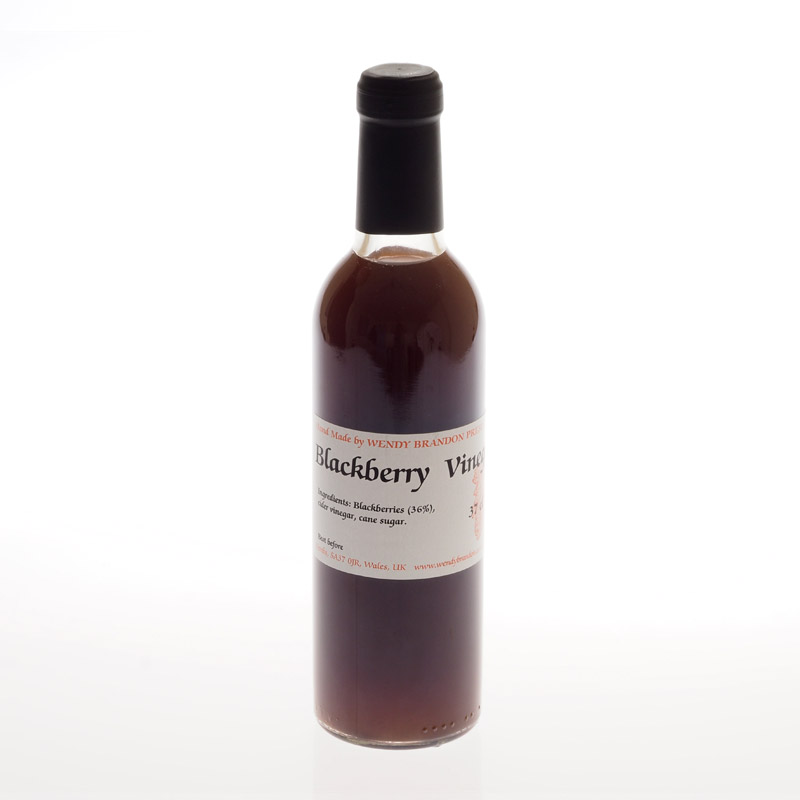 Blackberry Vinegar 37cl bottle - mixed