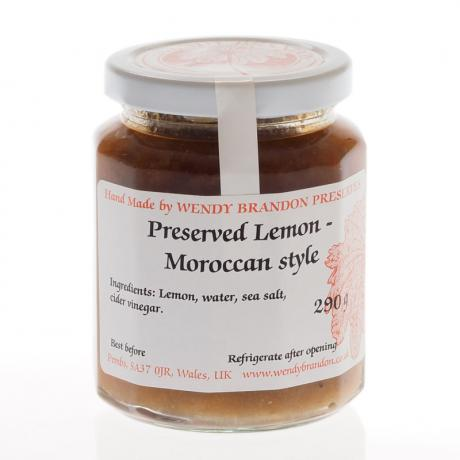 Preserved Lemon - Moroccan style (290g)