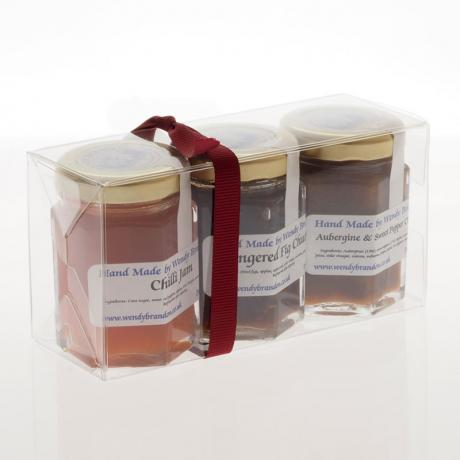 3x65g chutneys actetate pack