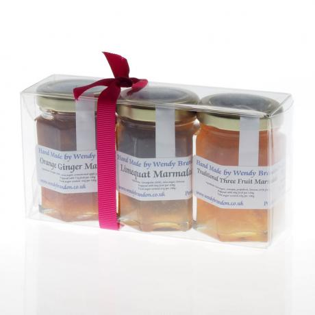 3x70g marmalades acetate pack