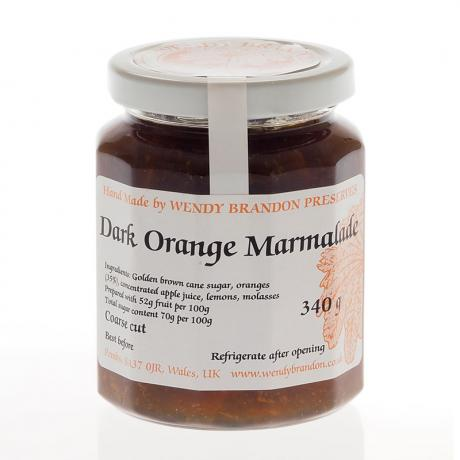 Dark Orange Marmalade (340g)