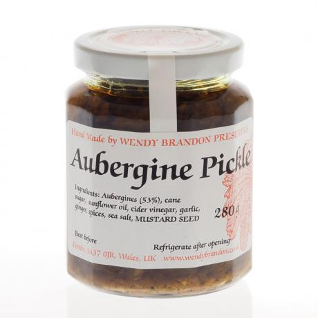 Aubergine Pickle (280g)