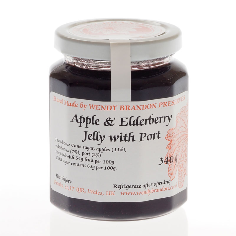 Elderberry Jelly Pictures
