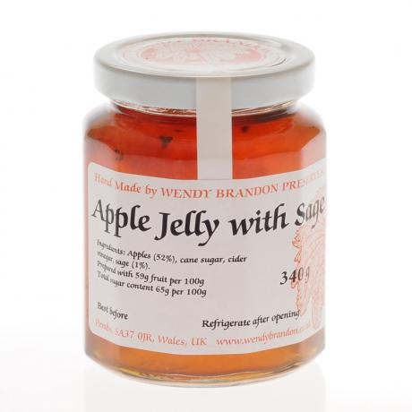 Apple Jelly with Sage 340g
