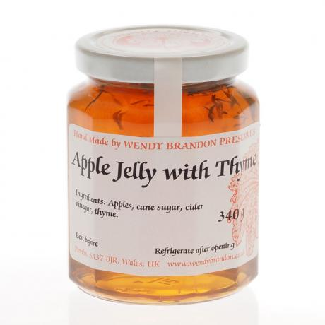 Apple Jelly with Thyme 340g