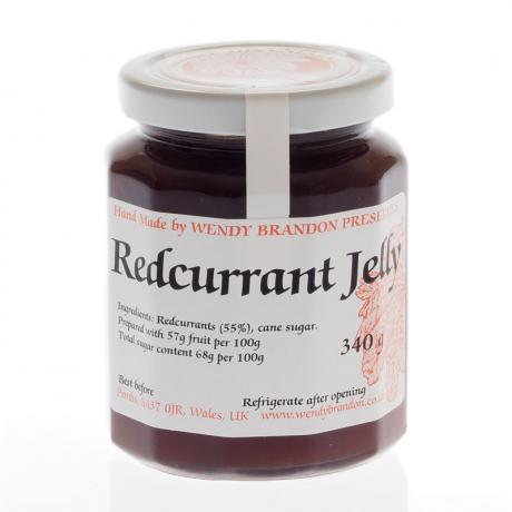 Redcurrant Jelly (340g)