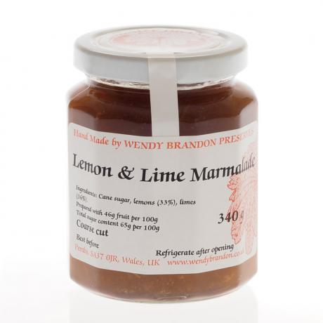 Lemon & Lime Marmalade (340g)