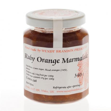 Ruby Orange Marmalade (340g)