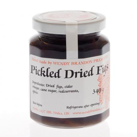 Pickled Dried Figs 340g