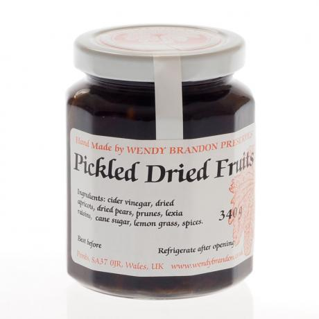 Pickled Dried Fruit 340g