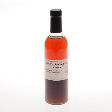 Marjorie Seedling Plum Vinegar 37cl - Settled